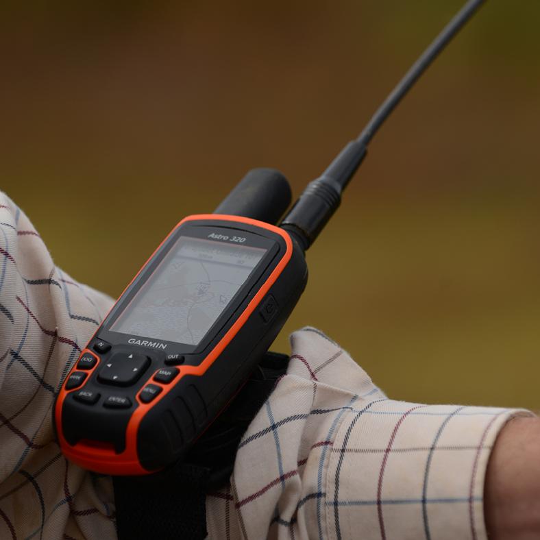 Asio GPS-armband